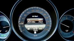 Verbrauch Mercedes-Benz C 350 CDI Stadt / City fuel consumption ...