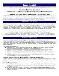 Crafty Design Executive Resume Service 16 Free Financial Services Executive  Resume Example ...
