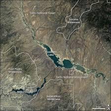 Lake Pleasant Az Depth Chart Theodore Roosevelt Lake Wikipedia