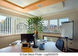 pictures of an office. office interior of an modern and simple pictures