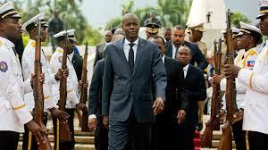 Haiti's long history of violence ...