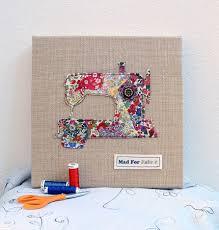 Sewing Machine Wall Art