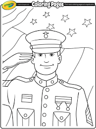 Small Picture Veterans Day Soldier Coloring Page crayolacom