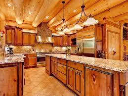 red simple backsplash bench modern log countertops remodel c best log cabin kitchen ideas