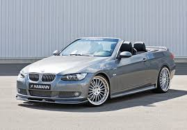 BMW 3 Series bmw 3 series convertible diesel : 2007 Hamann 3 Series Convertible Pictures, History, Value ...