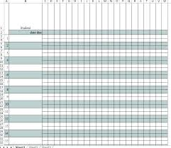 blank gradebook template excel printable for free teacher grade book templa