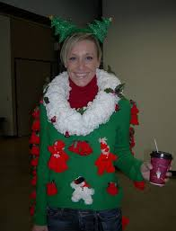 DIY Ugly Christmas Sweaters To Try This Holiday Season  Ugliest Ugly Christmas Sweater Craft Ideas