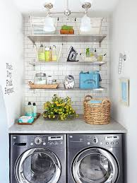 laundry room makeovers charming small. A Small Space Laundry Room Makeover In Closet. Roundup Of Stylish Rooms Featuring Counter Tops, Shelves And Sorting Stations. Makeovers Charming D