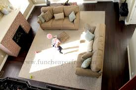 make area rug out remnant carpet fun