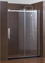 dreamline shower door parts sliding glass shower door with brown bathroom walls dreamline shower door replacement