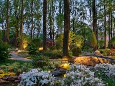 Small Picture Garden Designs HGTV