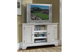 Small Corner Media Cabinet Good Looking Glass Furniture Tv Stand Exterior Kitchen New In