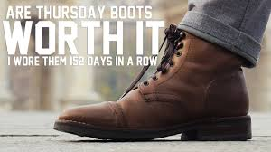 Thursday Boots Size Chart Are Thursday Boots Worth It 5 Months Later Thursday Boots Review