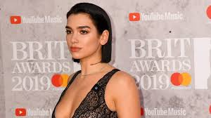 london england february 20 dua lipa attends the brit awards 2019 held at