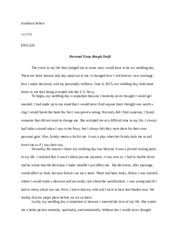 eng university academic writing university of phoenix 2 pages personal essay rough draft
