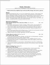 Legal Secretary Resume Template Free Samples Examples Latter