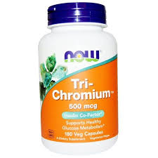 Now Foods, <b>Tri</b>-<b>Chromium</b>, <b>500 mcg</b>, <b>180</b> Ve- Buy Online in Jamaica ...