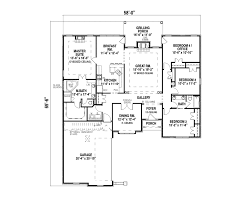 Full size of floor plansingle level home plans luxury walkout designs one home house