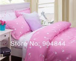 pink white note bedding sets teenager twin full queen twill cotton trend lovely double home textile sheet quilt cover note bedding sets