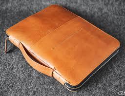 kznr minimalist leather ipad folio protects your ipad and more