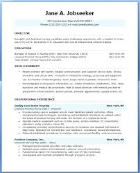 Resume College Student New Nursing Student Skills For Resume Resumes For Nursing College