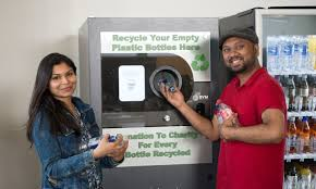 Plastic Bottle Recycling Vending Machine Gorgeous Glasgow University Reveals 'reverse Vending' Machine To Fight