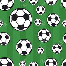 Football Pattern Beauteous Seamless Football Pattern Background Royalty Free Cliparts Vectors