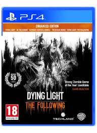 Dying Light Compare Prices Dying Light The Following Enhanced Edition Playstation 4