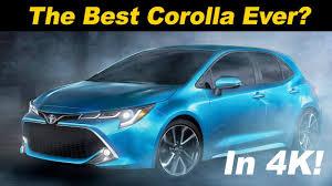 2019 toyota corolla hatchback aka auris review first drive