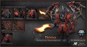 steam workshop doom impending transgressions set