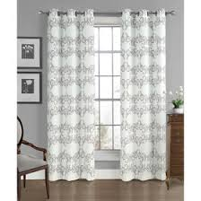 Gray and beige curtains Curtain Panel Crushed Mf Stella Tan Athomecom Curtains And Drapes Curtains And Drape Collection At Home Stores