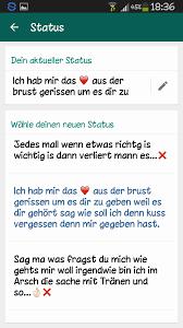 Status Spruche Fr Whatsapp With Status Spruche Best Einstellen