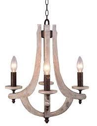 wooden chandelier lighting. Docheer Retro Iron Wooden Chandelier 4 Candle Holder Lights Vintage Wood Metal Rustic Pendant Lamp Hanging Home Decor Lighting H