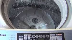 How to do Tub Clean in LG Automatic Washing Machine (Hindi) (1080p ...