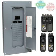 square d electrical circuit breakers & fuse boxes for sale ebay change fuse box to circuit breaker 40 circuit breaker indoor neutral load center main plug on 100 amp 20