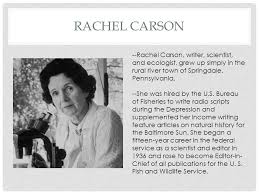 the marginal world rachel carson ppt video online 2 rachel