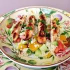 Рецепт рис с курицей и болгарским перцем