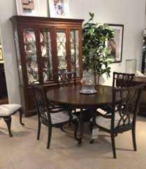 impressive design thomasville dining room furniture tate street set with round table 4