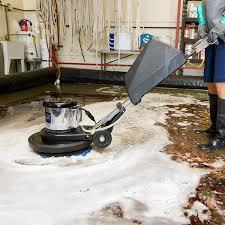 rug washing method