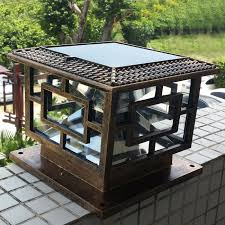 Lighting  Solar Lamp Post Lights India Ge Outdoor Area Lighting Solar Outdoor Lights India