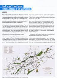 landscape urbanism essay in atlantis magazine