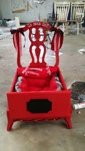 repurpose furniture dog. Repurposed Old Chair Dog Bed Repurpose Furniture