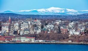 S With Cape - Imaging Washington Mt Portland And Elizabeth Maine