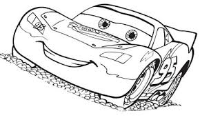 Small Picture Disney Coloring Pages Lightning Mcqueen Coloring Pages