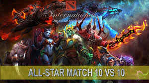 dota 2 all star match 10 vs 10 ti5 team chuan vs team n0tail