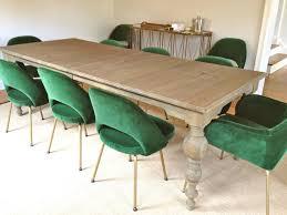 rosa beltran design sneak k green velvet saarinen emerald green velvet dining chairs
