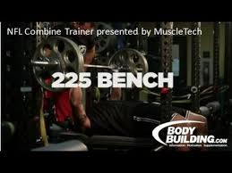 Programming For The 225 Combine Bench Test U2013 Science Of Sports 225 Bench Press Workout