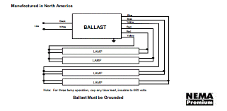 4 lamp t5 ballast wiring diagram gooddy org how to read a ballast wiring diagram at Wiring A Ballast Fluorescent Diagram
