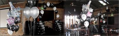 balloons and event decorating with balloons