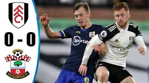 Fulham vs Southampton 0-0 All Goals & Highlights 26/12/2020 HD - YouTube